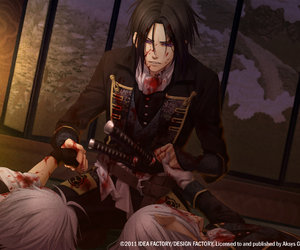 Hakuoki: Demon of the Fleeting Blossom Files