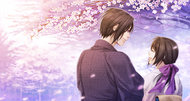 Hakuoki: Demon of the Fleeting Blossom in-game artwork