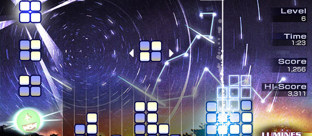 Lumines: Electronic Symphony News