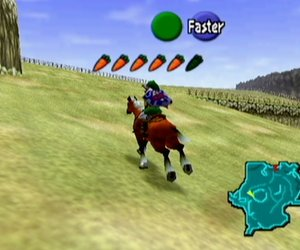 The Legend of Zelda: Ocarina of Time Chat