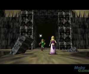 The Legend of Zelda: Ocarina of Time/Master Quest Screenshots