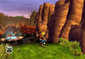 Jak and Daxter: The Precursor Legacy Screenshot from Shacknews