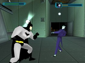 Batman Vengeance Screenshot from Shacknews
