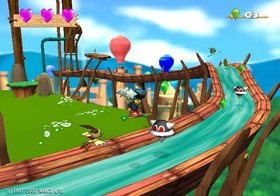 Klonoa 2: Lunatea's Veil Screenshot from Shacknews