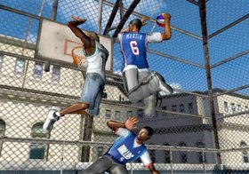 NBA Street Screenshot from Shacknews