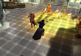 Baldur's Gate: Dark Alliance Screenshot from Shacknews