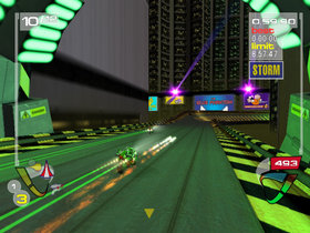 XG III Extreme G Racing Screenshot from Shacknews