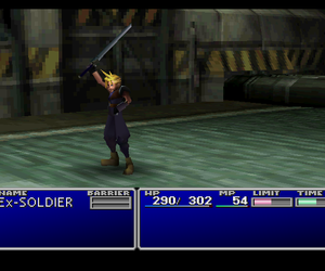 Final Fantasy VII Files