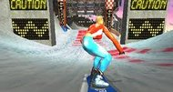 SSX Tricky screenshots