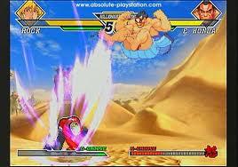 Capcom vs SNK 2: EO Files