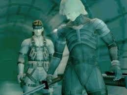 Metal Gear Solid 2 Screenshots