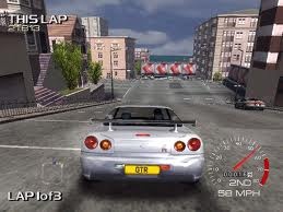 Metropolis Street Racer Screenshots