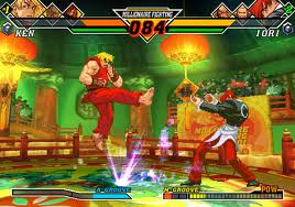 Capcom vs SNK 2: EO Screenshots