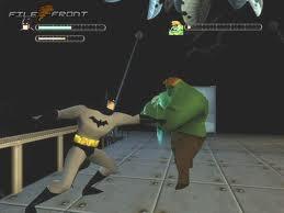 Batman Vengeance Files