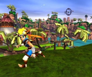 Jak and Daxter Screenshots
