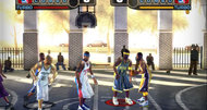 NBA Street screenshots