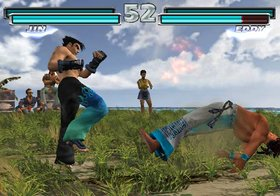 Tekken Tag Tournament Screenshot from Shacknews