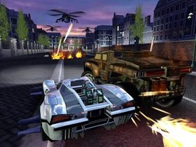 Spy Hunter Screenshot from Shacknews