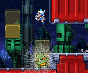 Mighty Switch Force Files
