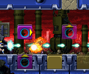 Mighty Switch Force Screenshots