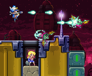 Mighty Switch Force Videos
