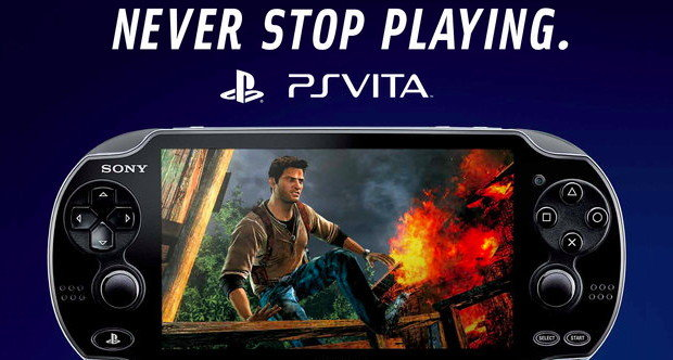 PS Vita 'Never Stop Playing'