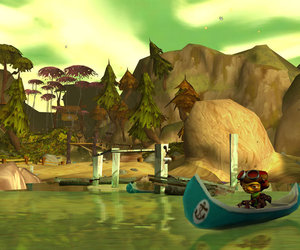 Psychonauts Screenshots