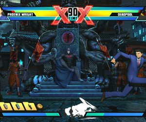 Ultimate Marvel vs. Capcom 3 Videos