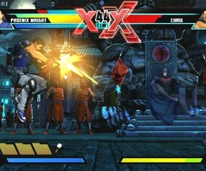 Ultimate Marvel vs. Capcom 3 Chat