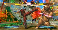 Street Fighter X Tekken screenshots - Akuma, Bison, Jin, Ogre