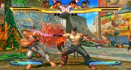 Street Fighter X Tekken sports PS3-Vita cross-platform play