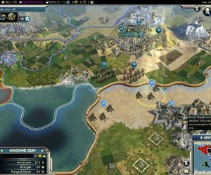 Sid Meier's Civilization V: Gods & Kings Screenshots