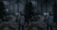 Alan Wake comparison screenshots