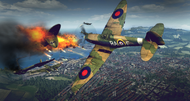 Combat Wings: The Great Battles of World War II screenshots