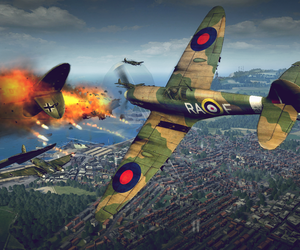 Combat Wings: The Great Battles of WWII Chat