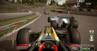 F1 2011 PlayStation Vita screenshots