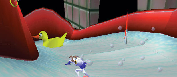 Earthworm Jim 3D News