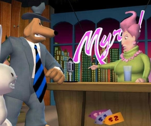 Sam & Max Episode 102: Situation: Comedy Screenshots
