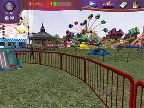 Ride! Carnival Tycoon Screenshot from Shacknews