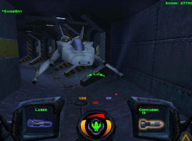 Descent 3 Screenshot from Shacknews