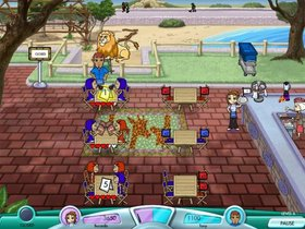 Diner Dash 4: Hometown Hero Screenshot from Shacknews