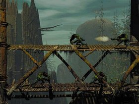 OddWorld Abe's Oddysee Screenshot from Shacknews