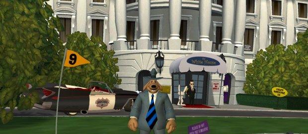 Sam & Max Episode 104: Abe Lincoln Must Die! News