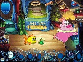 Freddi Fish: The Case of the Creature of Coral Cove Screenshot from Shacknews