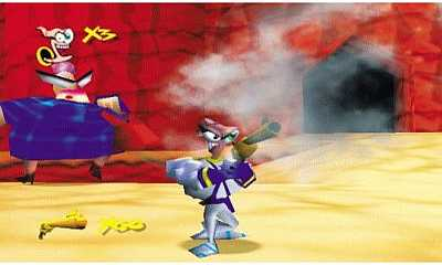 Earthworm Jim 3D Screenshots