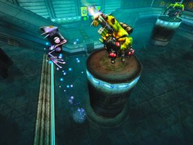 Oddworld: Munch's Oddysee Screenshot from Shacknews