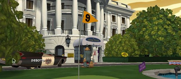 Sam & Max Episode 104: Abe Lincoln Must Die! News