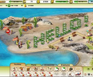 Paradise Beach Screenshots