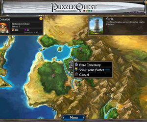 Puzzle Quest: Challenge of the Warlords Chat