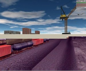 Rail Cargo Simulator Screenshots